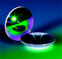 Edmund Optics Techspec silicon aspheric lenses