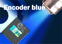 iC-Haus Encoder Blue