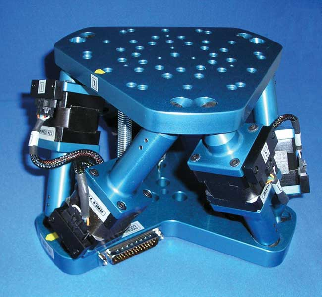 Mini-Hexapod Platform