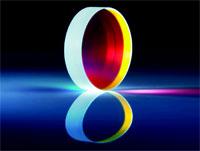 Edmund Optics laser line nonpolarizing plate beamsplitter