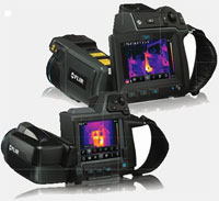 Flir thermal cameras featuring UltraMax