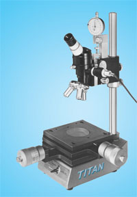 Titan Tool Supply TM series microscope