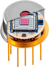 InfraTec IR gas sensor