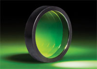 Edmund Optics deep UV bandpass filter