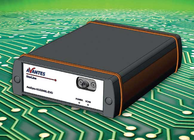 New EVO Series Spectrometers
