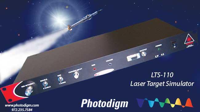 Laser Seeker Test System