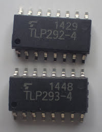Toshiba TLP292-4 and TLP293-4
