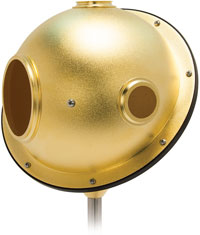 Newport diffused gold integrating sphere