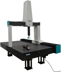 Perceptron remanufactured coordinate measuring machine
