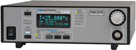 5400 TECSource Temp COntoller from Arroyo Instruments