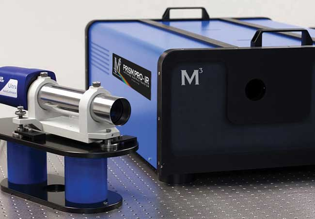 New Infrared Refractometer