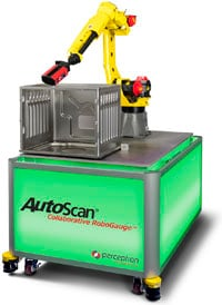 Robotic Laser Scanner