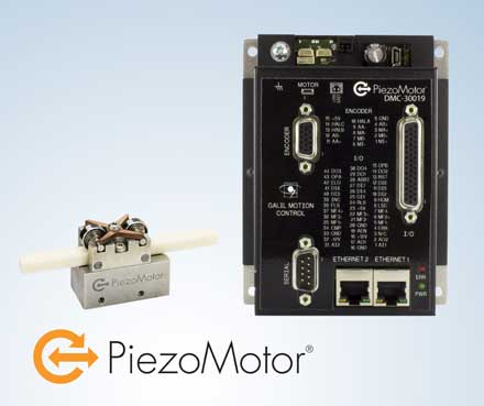 Controller For Piezo Legs Motors Micromo Promoted Content