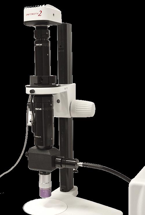 NUV-VIS Zoom Lens System