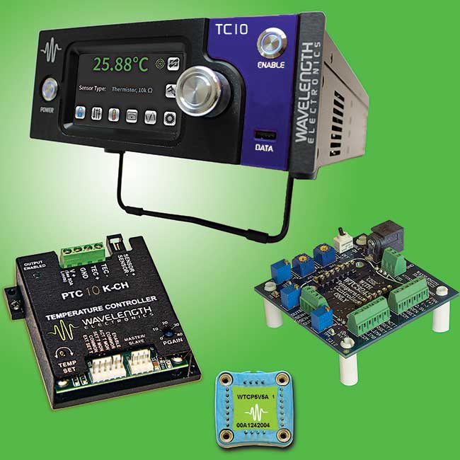 High Performance Temperature Controllers