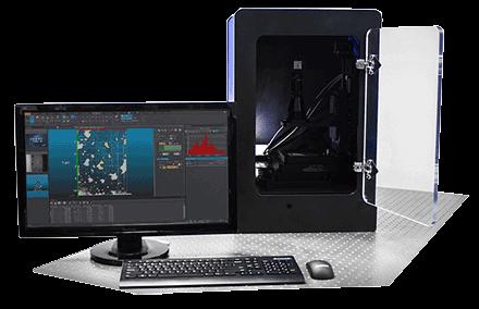XPLOR 100 3D Inspection Station