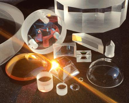 Custom Optics - Rapid Turnaround