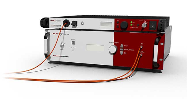 Single-Frequency Fiber Laser System