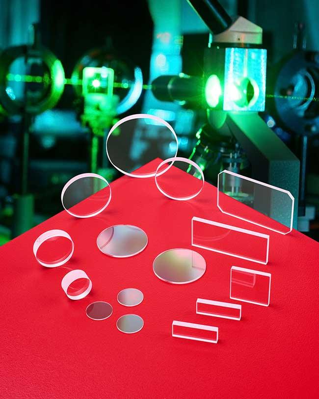 Fiber Laser Windows