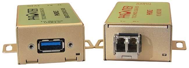 USB Fiber Extender