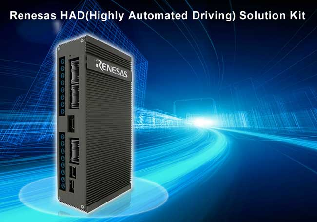 Automated Driving Solution Kit