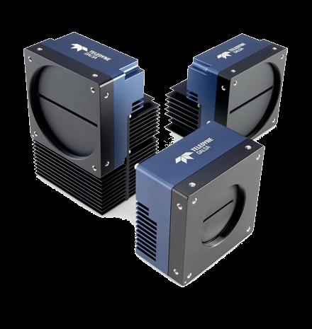 Teledyne Dalsa CMOS TDI Cameras