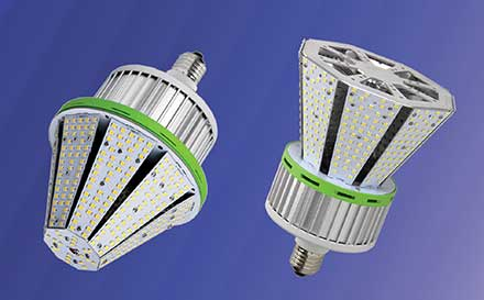 Post Top LED Lamps