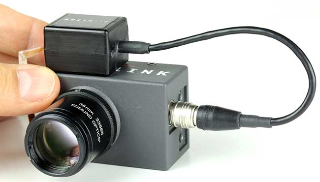 USB 3.0 Cameras with Modular Lenses