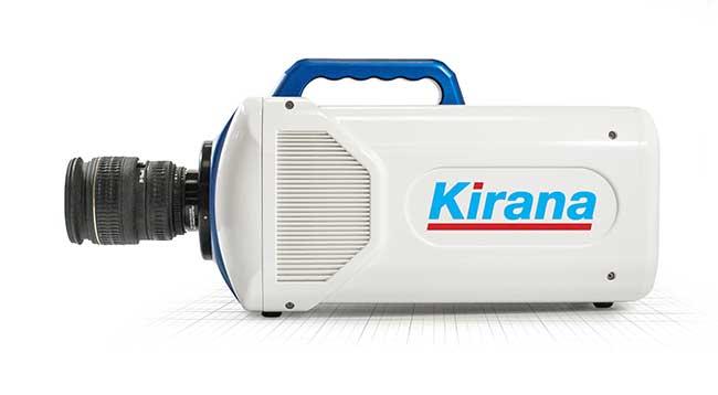 High-Speed Video Camera
