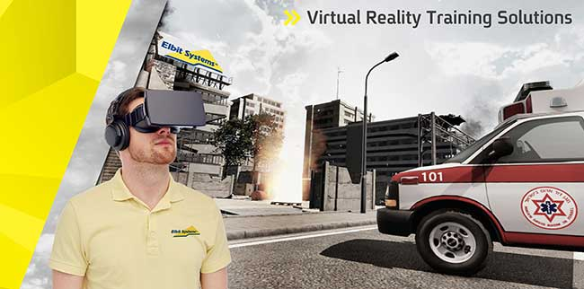 Virtual Emergency Training System
