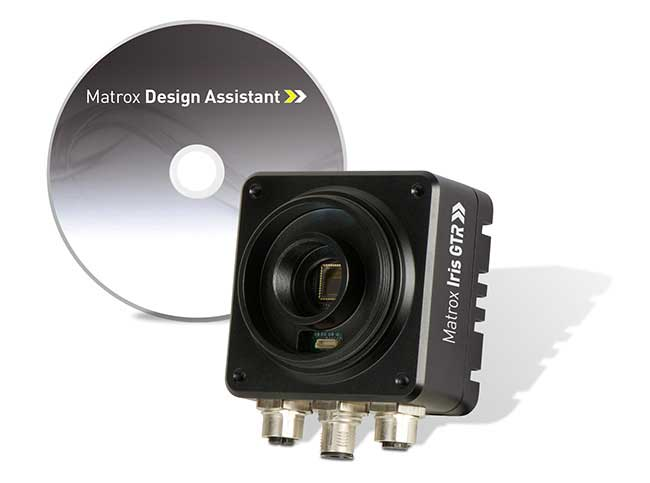 Smart Camera with Machine Vision Software