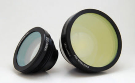 Lambda Research Optics' F-Theta Scanning Lenses