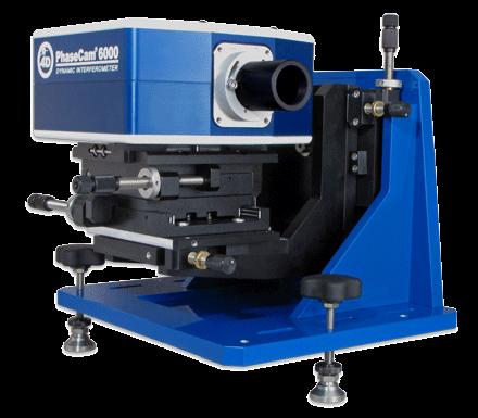 4D Technology's PhaseCam Interferometer