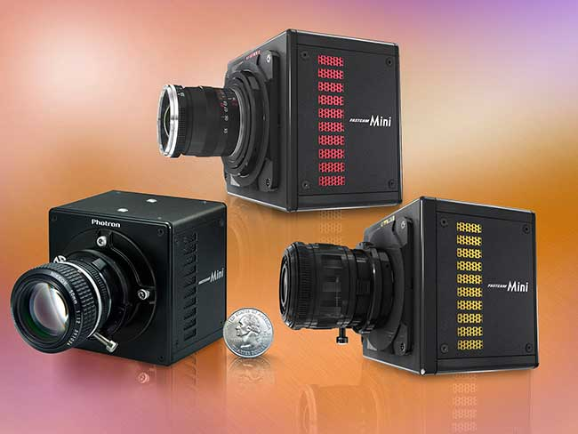 32-GB High-Speed Camera Systems