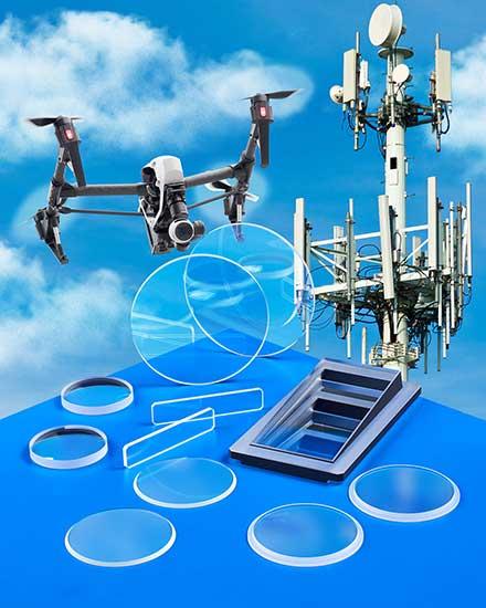 Drone Optics
