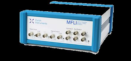 Zurich Instruments AG - Quad-PID Feedback Loop with PLL Capability