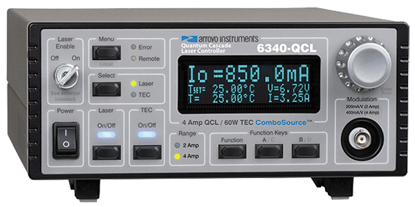 QCL Laser Controller