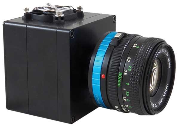 Custom CMOS & CCD Cameras