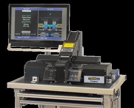AFL LAZERMaster Laser Splicing System