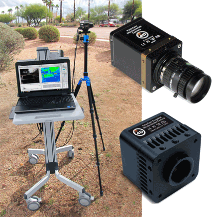 4D Technology Polarization Cameras