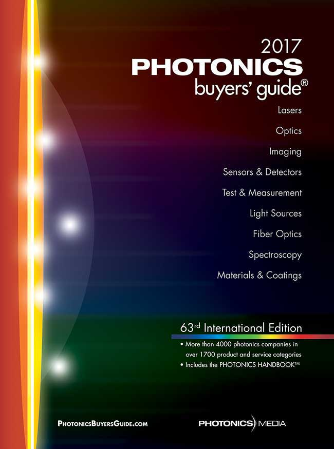Photonics Media - The New 2017 Photonics Buyers' Guide is now available!