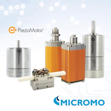 MICROMO Piezo Motors