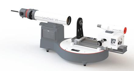 Optikos Corporation - LensCheck™ Quality Control