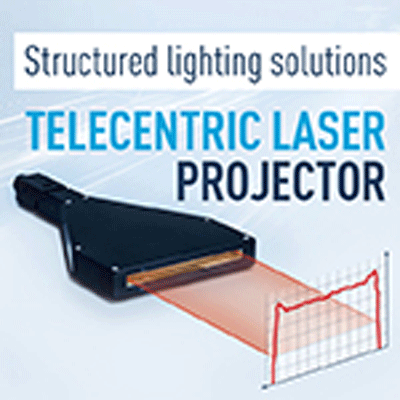 Osela Telecentric 3D Laser