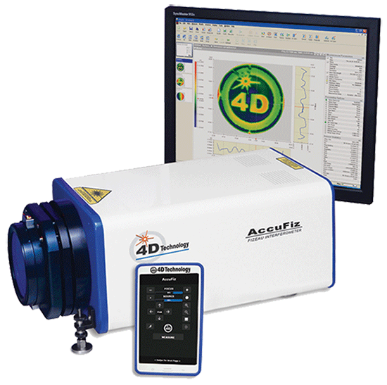 AccuFiz SIS Laser Interferometer