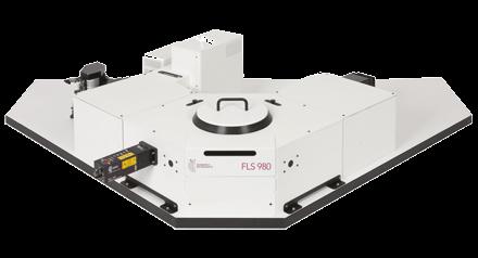 Edinburgh Instruments' FLS980 Spectrometer