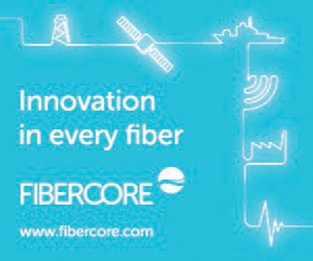 Fibercore Specialty Optical Fibers
