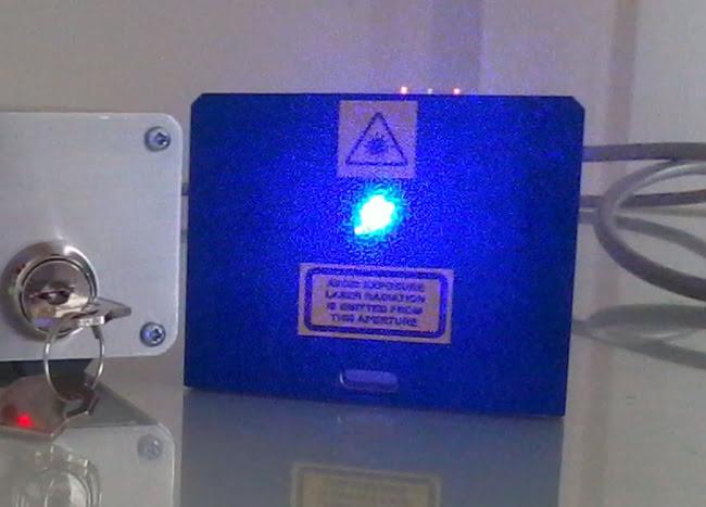 320-nm DPSS Laser