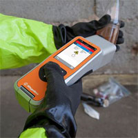 Handheld Chemical Identification Tool