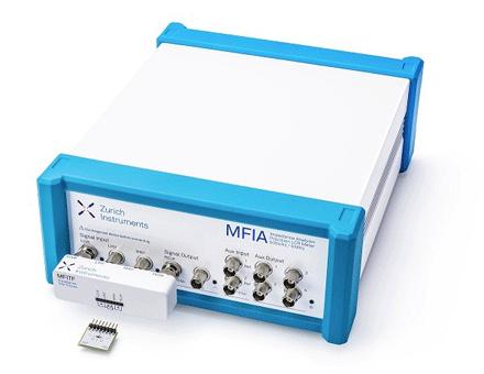 Zurich Instruments AG - Precision Impedance Analyzer and LCR Meter